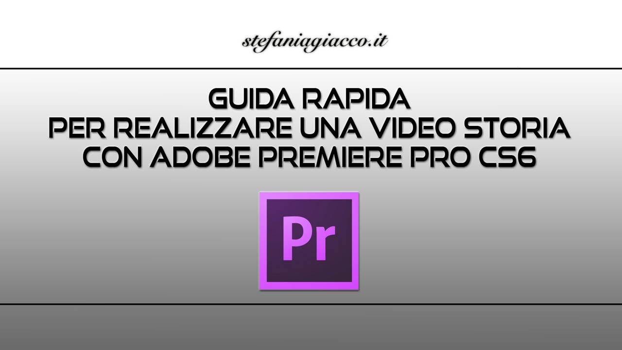 video tutorial premiere cs6